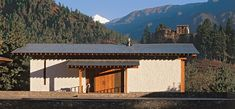 "Amankora, derives its name from ""aman"", meaning ""peace"", and ""kora"" or ""circular pilgrimage"". Amankora lodges are scattered in different areas of the country. The lodge in Paro is nestled among conifers in a pine forest. Bhutan"