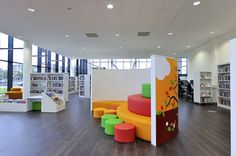 Menor   Demco Interiors - Inspiring Library Design