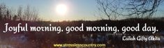 80 Good Morning Quotes, Short Quotes To Start The day