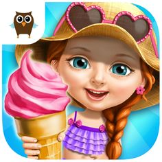 #Popular #Game : Sweet Baby Girl Summer Fun by TutoTOONS http://www.thepopularapps.com/apps/sweet-baby-girl-summer-fun