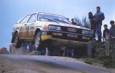 1987 WRC Rally Portugal