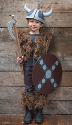 Accessories for DIY Kid's Viking Costume BEWARE - MY CREDIT CARD WAS HACKED AFTER TRYING TO USE THIS WEBSITE
