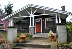 I want a bungalow style home someday!