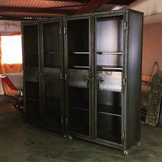 Industrial closet