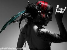 Gothic Bellydance | CHOVEXANI- Experimental, Fusion and Gothic Bellydance
