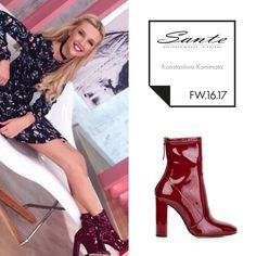 Shop our range of shoes today on the official SANTE women's shoes website. Discover the latest collection of SANTE - Made in Greece Jeweled Shoes, Shoe Shop, Georgia, Kitten Heels, Footwear, Booty, Fashion Outfits, Boutique, My Style