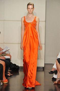 Badgley Mischka Resort 2009 Fashion Show Collection