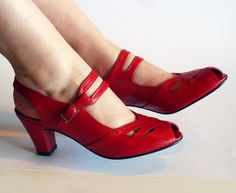 Anita from Remix Shoes - available in 8 colors