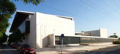 Ciutat de la Pilota en Moncada (Valencia) realizada por Santatecla Arquitectos S.L.