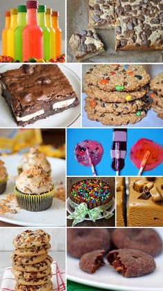 10 Recipes Starring Leftover Halloween Candy