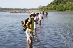 Kosi Bay Hikes | Slackpacking Trails - Dirty Boots Loggerhead Turtle, Kwazulu Natal, Snorkelling, Beach Camping, Hiking Trails, Canoe, The Locals, Savannah Chat, South Africa