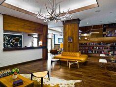 Lobby at Gild Hall A Thompson Hotel, New York