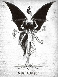 #Occult #Lilith #Art