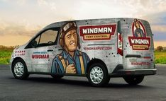 Truck wrap for this Michigan-based pest control company. - NJ Advertising Agency, NJ Ad Agency, NJ Truck Wrap Design, NJ Vehicle Wrap Design | KickCharge® Creative #besttruckwrap #besttruckwraps #bestvehiclewrap #bestvehiclewraps #truckwrap #vehiclewrap