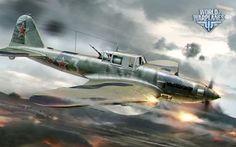 Обои для рабочего стола   World of Warplanes