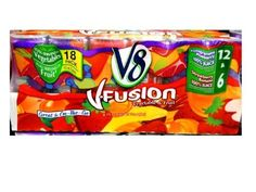 ... 18-8 ounce cans; 12 - pomegranate-blueberry, 6- strawberry-banana More