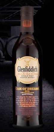 Glenfiddich Cask Of Dreams [Single Malt Scotch Whisky]