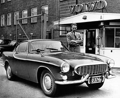 The Original P1800, my dream car