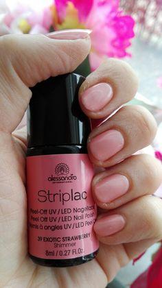 Striplac exotic strawberry