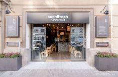 El primer Sushifresh restaurante acompañado de un producto muy entrañable y único. ¡¡¡Disfrútalo!!!