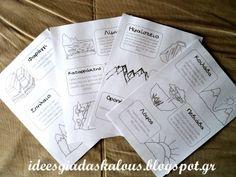 Ιδέες για δασκάλους: Κατακόρυφος διαμελισμός [εικόνες και ορισμοί]