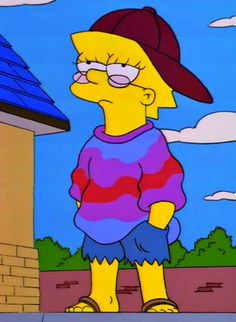 Find GIFs with the latest and newest hashtags! Search, discover and share your favorite Lisa Simpson GIFs. The best GIFs are on GIPHY. Lisa Simpson, Simpsons Drawings, Simpsons Art, The Simpsons Tumblr, Cartoon Profile Pictures, Cartoon Pics, Cartoon Memes, Art Pictures, Funny Pictures