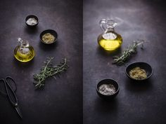 Olive Oil. Food photography tips.