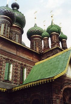 Yaroslavl, Russia.  Yaroslavl is the administrative center of Yaroslavl Oblast, Russia, located 250 kilometers northeast of Moscow. The historic part of the city, a World Heritage Site, is located at the confluence of the Volga and the Kotorosl Rivers. (V)