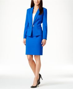 tahari asl suits - Shop for and Buy tahari asl suits Online Suits For Sale, Suits For Women, Office Dresses, Dresses For Work, Work Outfits, Suit Shop, Tailored Suits, Suit Separates, Working Woman