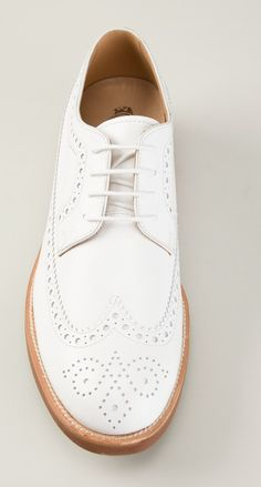 3 Best Shoes For The White Suit