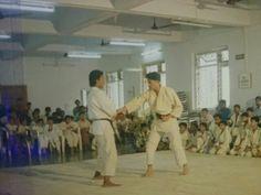 #Judo #1990s #Dojo