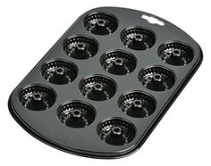 Kaiser Bakeware Mini Bundt Cake Muffin Pan Makes 12 Cakes Excellent for Preparing Your Favorite Pastry Dessert A Bakers Delight * Read more reviews of the product by visiting the link on the image.(This is an Amazon affiliate link)