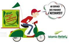 banniere fin-01 Iftar, Islamic Relief, Human Dignity, Ramadan, Fictional Characters, Fantasy Characters