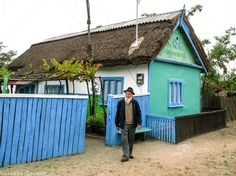 Periprava - Poza din Delta Dunarii Danube Delta, Polish Folk Art, European House, Good House, Built Environment, Black Sea, Romania, Shed, Outdoor Structures