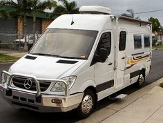 Alfa img - Showing > Mercedes Sprinter Camper Conversion