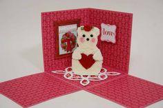 Valentine Explosion Box