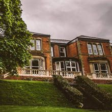 Wedding venue Lancashire, Ashfield House Hotel, Standish, Wigan - Lancashire wedding venues
