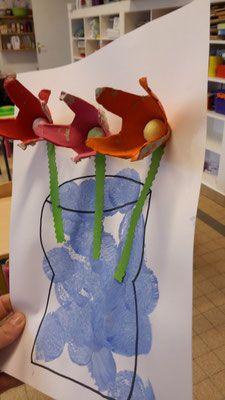 Activités artistiques - Maicresse la classe des touts petits TPS