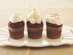 [ショコラカップケーキ] 料理レシピ|みんなのきょうの料理