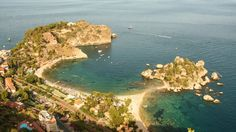 goeuro-isola bella-playas de sicilia
