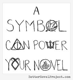 How to Take Charge of Your Novel's Symbolism