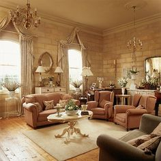 Traditional living room | Decorating ideas | Image | Housetohome.co.uk