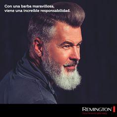 Si tú eres de esos galanes que porta una barba irresistible, es momento de que sepas esto. #beard #BeardBoss #man #style #swag