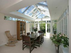 houses conservatories large - Google Search