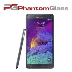 PG Edge-To-Edge for Samsung Note 4 - Black