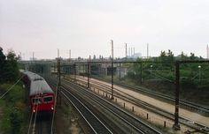 Copenhagen S-train (1998) by Hunter-Desportes, via Flickr