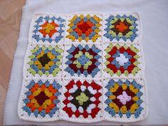 Bunny Mummy: Fleece cushion cover for crochet