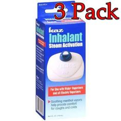 Kaz Steam Activated Inhalant Liquid, 4oz, 3 Pack 028785300405A260  http://searchpromocodes.club/kaz-steam-activated-inhalant-liquid-4oz-3-pack-028785300405a260-2/