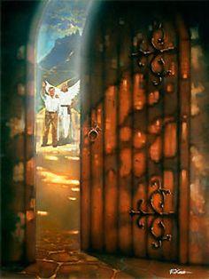 ron dicianni prints | RON DICIANNI HEAVENS DOOR