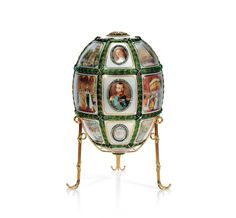 Faberge museum's collection contains the world's largest collection of works by Carl Fabergé, including nine of the famous Imperial Easter Eggs, regarded not only as the finest jeweled works of art, but also as unique historical artifacts.
